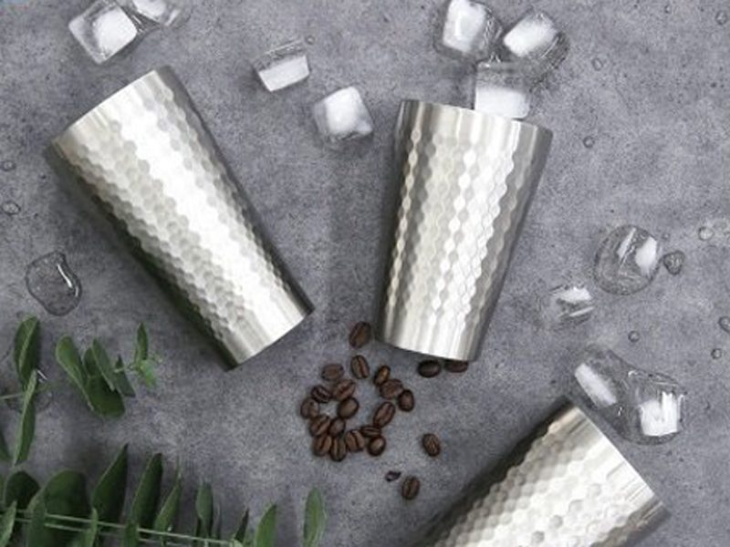Minimal Stainless Steel Insulated Tumblers 350ml / 430ml