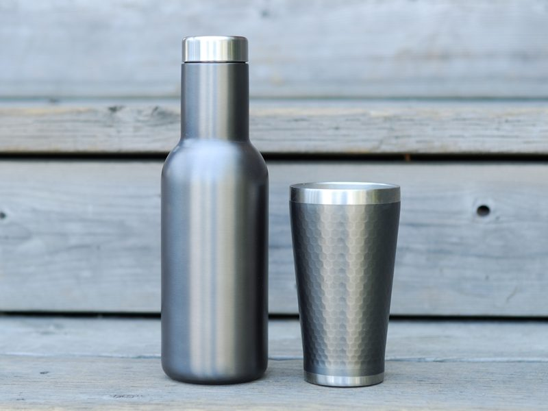 Stainless Steel Insulated Wine Bottles